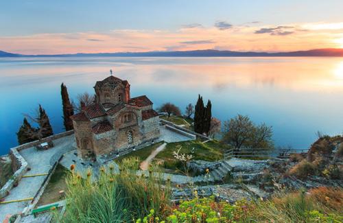 Православные Святыни Греции и Охрида день св. Димитрия Солунского
