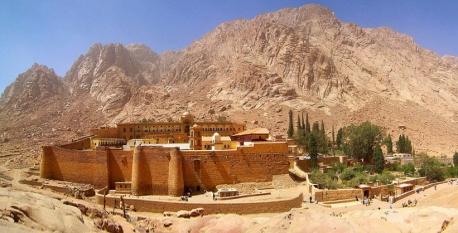 Паломническая поездка в Израиль и Египет (Синай)  Паломническая поездка