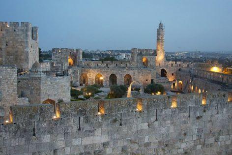 на Святую Землю: Израиль и Палестина (питание: завтраки+ужины) 9-16 ноября, 2 ночи в Иерусалиме